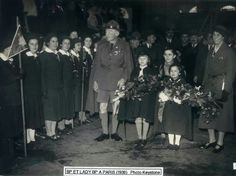 B.P. Baden Powell, Girl Guides, Scouting, Boy Scouts, Eagle, Lord, Concert, Vintage, Ideas
