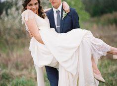 A Delicate Tuscan Inspired Wedding II