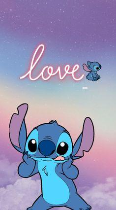 Cute Emoji Wallpaper, Disney Phone Wallpaper, Cartoon Wallpaper Iphone, Cute Patterns Wallpaper, Cute Cartoon Wallpapers, Lilo And Stitch Drawings, Lilo And Stitch Quotes, Stitch Cartoon, Disney Collage