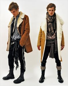 balmain homme fall winter 2011
