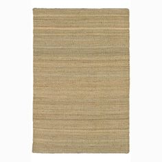 Bring a touch of simple elegance to your home with this hand-woven jute rug. This rug is handmade in India and highlighted by natural color of jute.