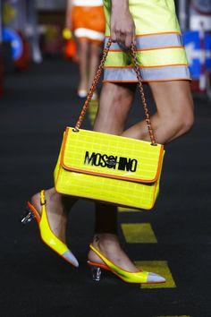 Moschino Ready To Wear Spring Summer 2016 Milan