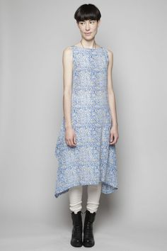 Rachel Comey. Don't know if it's modest as is, but this style easily could be
