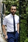 Marco Mengoni Portrait Session in Madrid