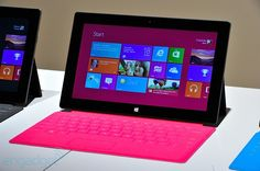 Microsoft Surface for Windows RT hands-on - Engadget Galleries