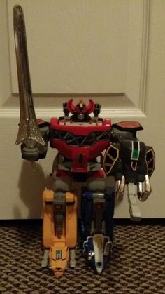 Mighty Morphin Power Rangers Original Megazord