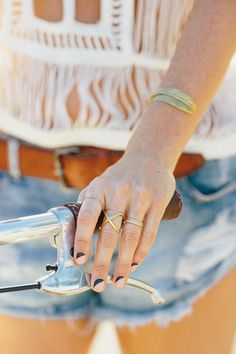 In LOVE with this manicure trend for summer