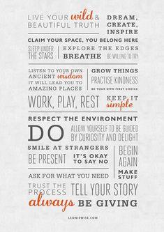 Leonie Wise - Manifesto.