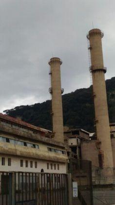 Modern ruins #naples #campiflegrei