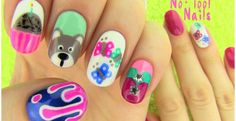 15 Best Nails Design 2017 Try in Future Fashion