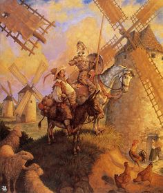 Scott Gustafson, Don Quixote