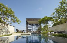 // Alila Villas Uluwatu by WOHA. Photographs courtesy of WOHA