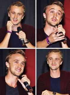 tom felton, aww I love him! :)