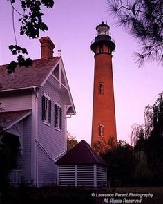 Currituck Beach Lighthouse, Outer Banks