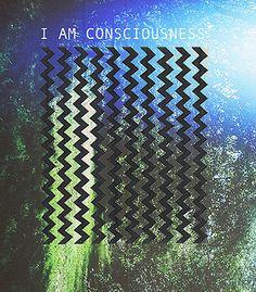 I AM CONSCIOUSNESS by quietlighting, via Flickr