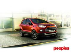 For the latest deals and offers on the new #Ford #EcoSport, contact #Peoples #Ford in Accrington, Bootle, Edinburgh, Falkirk, Livingston, Prescot and Speke.