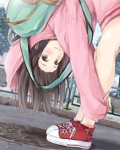 """Mi piace"": 3,018, commenti: 5 - __ dork (@pixivcringe) su Instagram: ""~Choy✨ Artist:2nd Pixiv member ID:23982795 Original Art/Not Anime __♡__ Illustration…"""