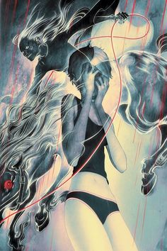 La Imaginación Dibujada: James Jean