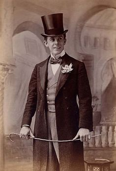17 Best images about 1890 Men's Fashion in Photography on . Victorian Mens Clothing, Victorian Mens Fashion, 1890s Fashion, Vintage Fashion, Men's Fashion, Medieval Fashion, Vintage Gentleman, Vintage Men, Victorian Costume