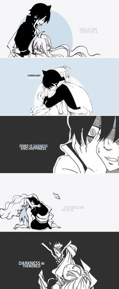 Zeref and Mavis... I can't handle the stress anymore... I NEED TO KNOW WHAT WILL HAPPEN!!!! Fairy Tail Love, Fairy Tail Nalu, Fairy Tail Ships, Zeref Dragneel, Gruvia, Gajevy, Fairy Tail Quotes, Fairy Tail Guild, Fariy Tail
