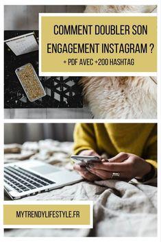 Comment doubler son engagement Instagram ?