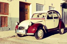 Citroën 2cv by S3rgi