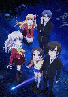 Charlotte | anime-odcinki.pl