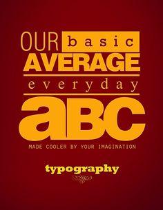 best website 727cc c8c09 typography Planscher, Inspiration Typografi, Typografidesign