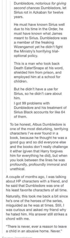 harry potter and albums dumbledore image