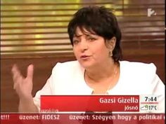 Gazsi Gizella - A sors elöl nincs menekvés - YouTube