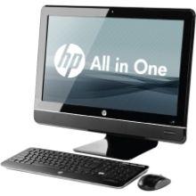 Hewlett Packard - Business Desktop QV606AW Desktop Computer - Intel Core i5 i5-2400S 2.50 GHz - All-in-One