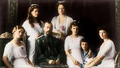 The Romanovs in 1913 by Livadialilacs