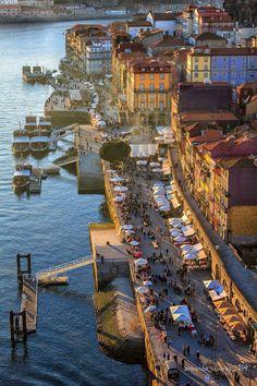 Ribeira, Oporto (Porto), Portugal