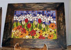 Cuadro de mosaicos