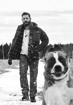 Tom Hardy (and Georgia) by Greg Williams | EsquireUK (May 2015) esquire.co.uk