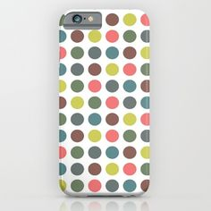 15% OFF WALL TAPESTRIES + FREE WORLDWIDE SHIPPING  by clicking on this link https://society6.com/byjwp?promo=W64B4JTBBPMD  It expires April 3rd, 2016 at MPT.  Buy Retro Polka Dots iPhone & iPod Case by ARTbyJWP. Worldwide shipping available at Society6.com. Just one of millions of high quality products available.