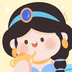 Disney Princess Drawings, Disney Princess Art, Disney Drawings, Disney Art, Kawaii Wallpaper, Wallpaper Iphone Cute, Disney Wallpaper, Cute Little Drawings, Cute Kawaii Drawings