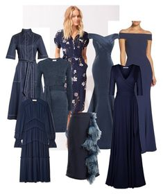 """""""Zyla 1st base colour"""" by carina-tybjerg-madsen on Polyvore featuring Burberry, 3.1 Phillip Lim, Dress the Population, Tory Burch and Johanna Ortiz"""