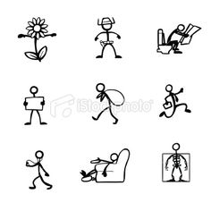 Stick Figure Activities