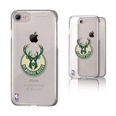 "MPC NBA Hydro Clear iPhone 7 (4.7"") Case - Milwaukee Bucks"