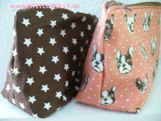 Tasche für Bully Liebhaber von stitchbully.de macht buntes für Hunde auf DaWanda.com