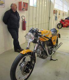 Awesome 1973 Ducati 750 Sport #ducati #motoofficina