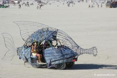 Burningman artcars | Art Cars at Burning Man