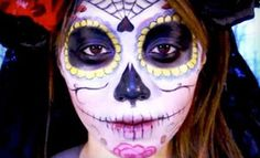 Groupon - Day of the Dead–Makeup Class or Sugar-Skull-Making Class at Spanglish Arte (63% Off) in Sacramento (Central Sacramento). Groupon deal price: $15.00