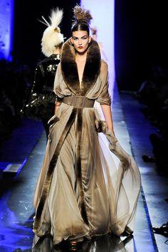 Jean Paul Gaultier Fall 2011 Couture Fashion Show