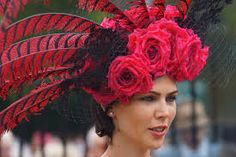 Royal Ascot 2018 5 Days of top class horseracing and one of the highlights of the British social scene Urban Beauty, Royal Ascot, Ladies Day, Dreadlocks, Hair Styles, Fashion Hats, Highlights, British, Scene