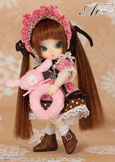Amazon.com: Ball Jointed Doll Ai Camellia (Camellia) A-737 (japan import): Toys & Games