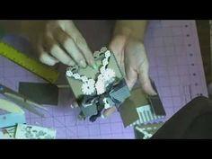 DIY - CARD/ TAG HOLDER