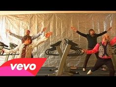"""OK Go, """"Here It Goes Again"""" 