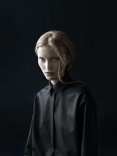 THISISNON, BLACK WOOL Collection, photo Kasia Bielska, thisisnon.com